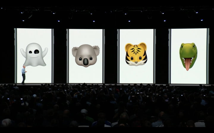 ios 12 features release date animoji