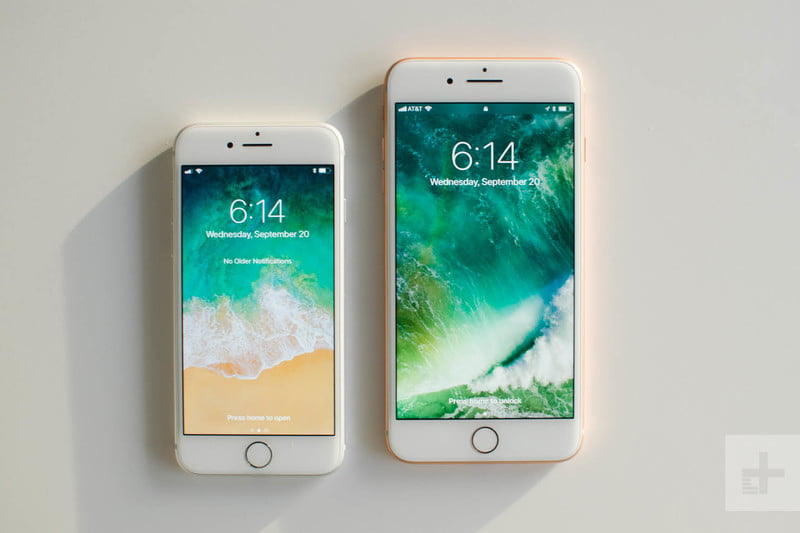 The IPhone 8 Plus May Be Coasting But It Was Already Leading Pack