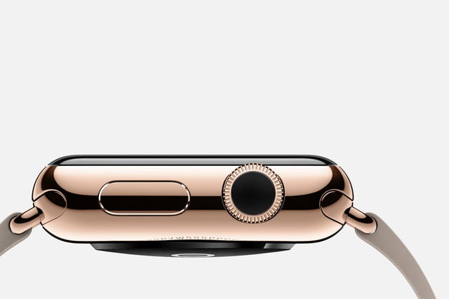 apple watch release news edition rose gold gray crown