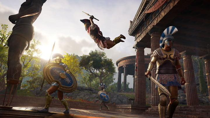 Assassin's Creed Odyssey': Everything You Need to Know FAQ | Digital