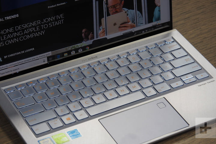 Asus ZenBook S13 UX392 Review: A Tiny Laptop With Impressive Power
