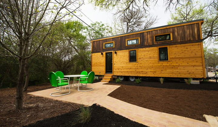 best tiny houses you can rent austintinyhome