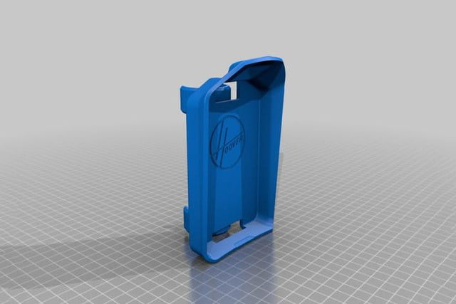 hoover makerbot 3d printing accessories battery mount141203 mount 3 preview featured