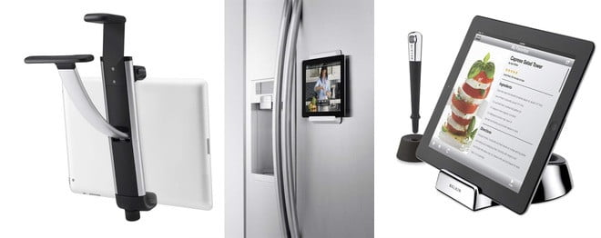 New Belkin Accessories Bring The Ipad Into Your Kitchen