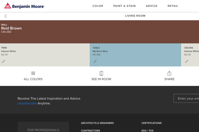 best tools to help you pick out paint colors for your walls benjamin moore swatches