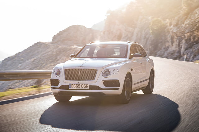 bentley engineering boss interview bentayga  20
