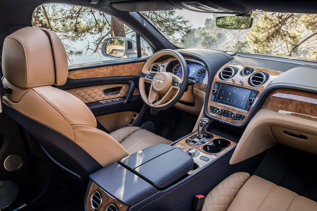 bentley engineering boss interview bentayga  36