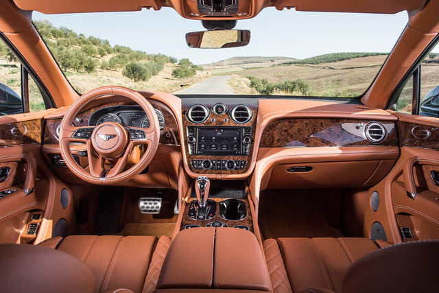 bentley engineering boss interview bentayga  42