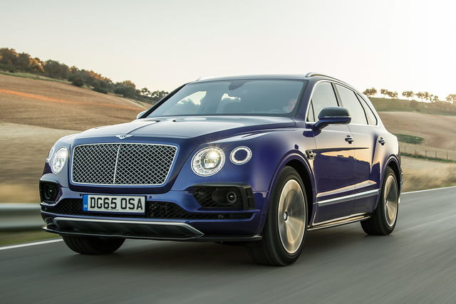 bentley engineering boss interview bentayga  6