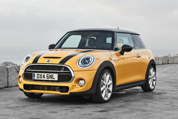 best hatchbacks mini hardtop