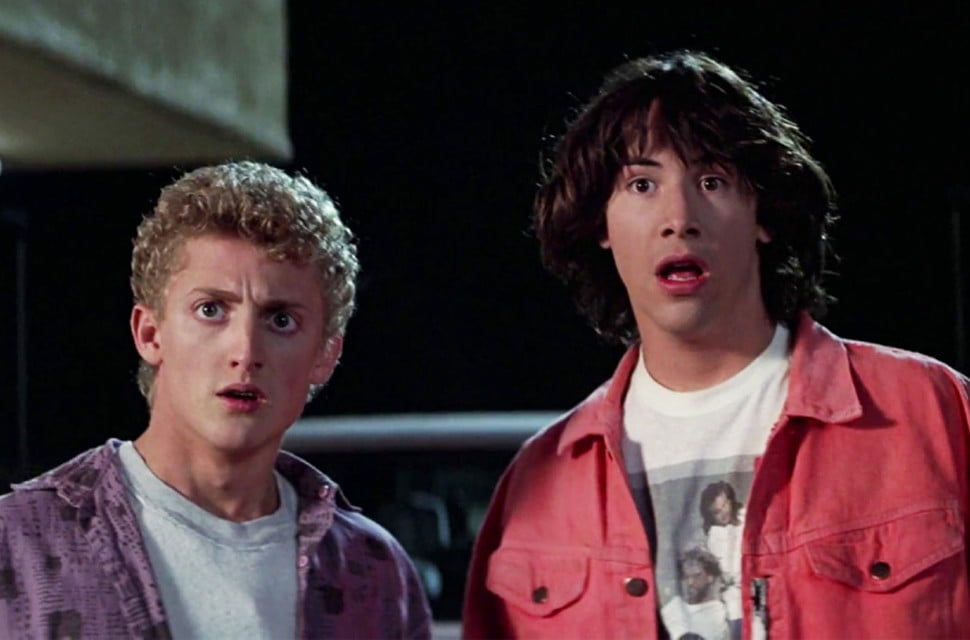 Bill And Ted To Face The Music As Sequel Begins Preproduction