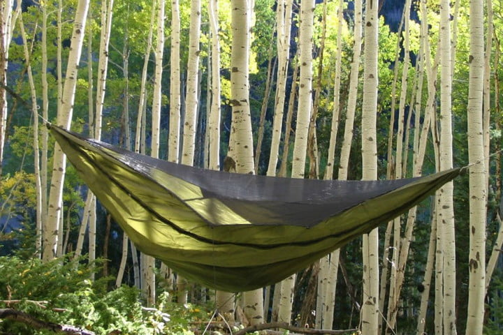 This All Around Option For Hammock Campers Is An Ideal Choice For Any  Terrain Or Weather Condition.