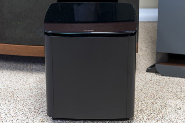 Bose SoundTouch 300 review bass module floor