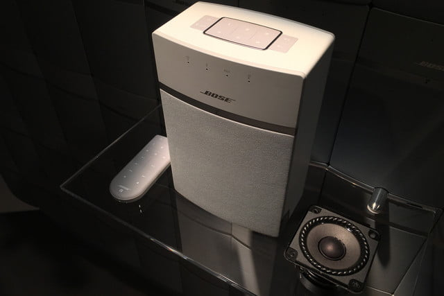 bose adds affordable but powerful bluetooth speaker to soundtouch wireless system soundtouch10 6