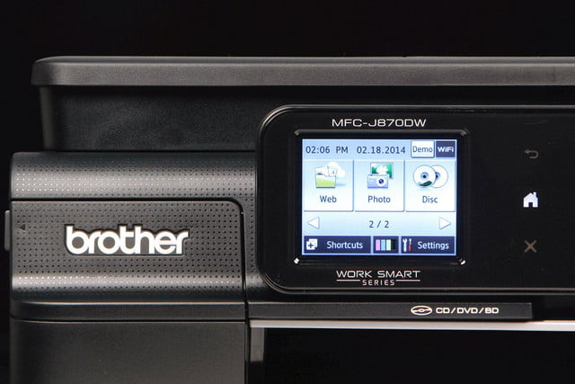 Brother Mfc J870dw Review Digital Trends