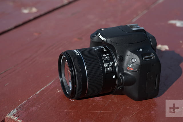 Canon Eos Rebel Sl2 Review Digital Trends