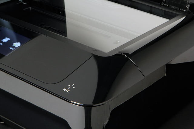 Canon Pixma MG7520 scanner bed