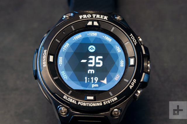 casio pro trek smart wsd f20 and wsd f20a review digital trends