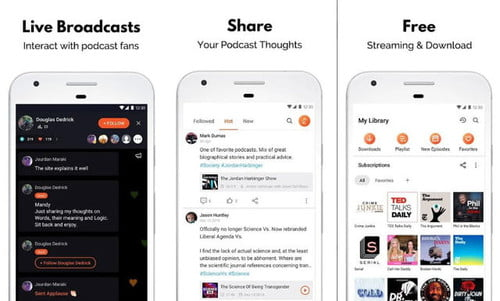 How to Download Podcasts and Listen to Them on Android or
