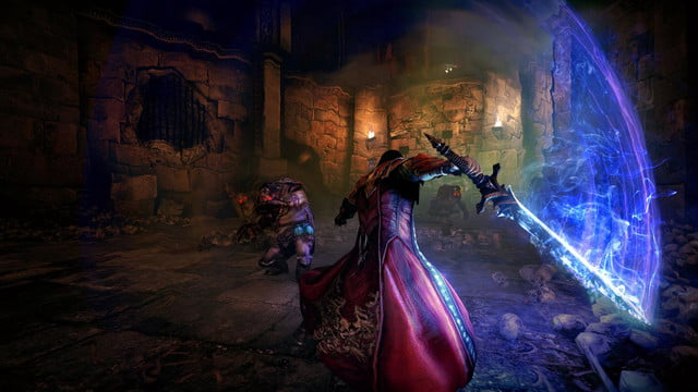 Castlevania Lords of Shadow 2 screenshot 9