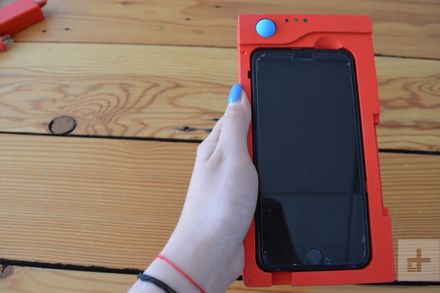 Chargemander iPhone Case Review phone
