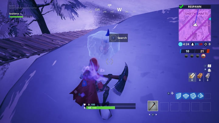 Gnome 7   fortnite week 6 challenges fortnite search chilly gnomes season 7
