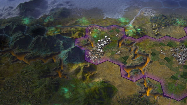 will first 250 turns civilization beyond earth shape screenshot 11