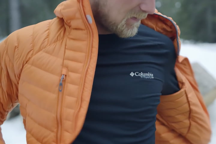 gifts for outdoorsy people columbia omni heat 3d base layer