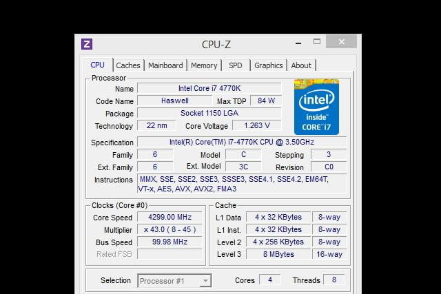How to test a computer motherboard and CPU for failures