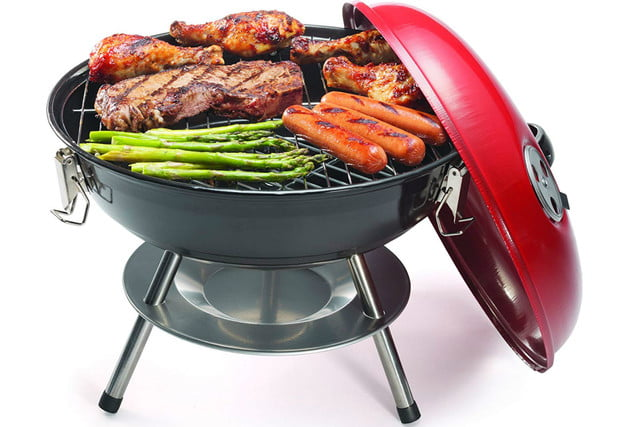 amazon drops prices for cuisinart grills smokers and bbq accessories ccg 190rb portable charcoal grill 2