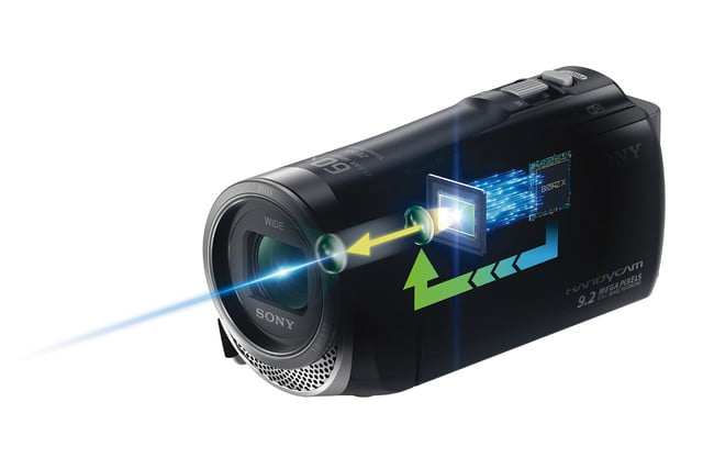 sony action cam and camcorders cx455 0005