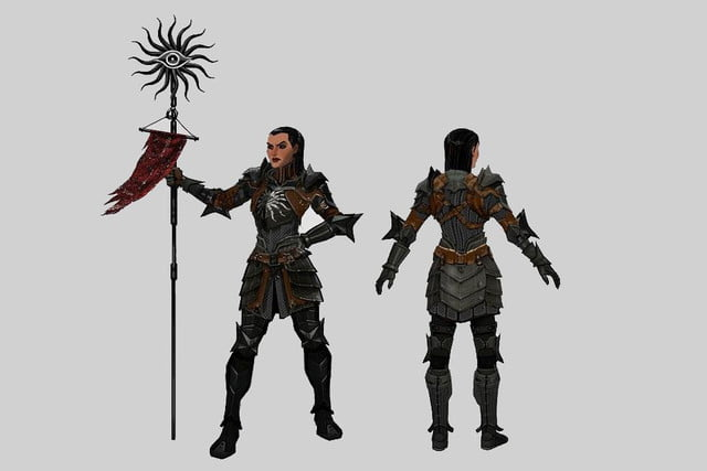heres everything need know story leading dragon age inquisition daii concept art 7
