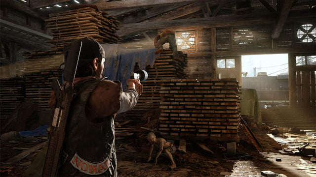 days gone e3 2016 preview two dog redo