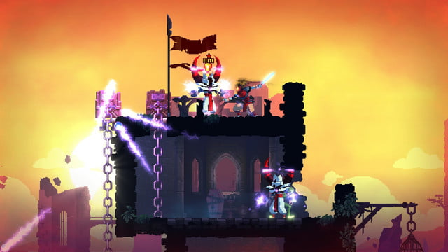 dead cells hands on review screens 2