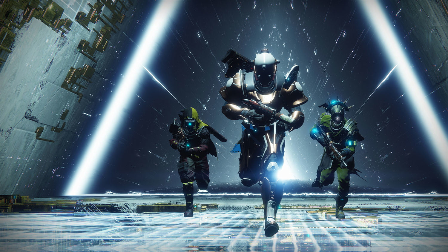 26d50b6b026 Warmind update will make  Destiny 2  exotic weapons much more powerful