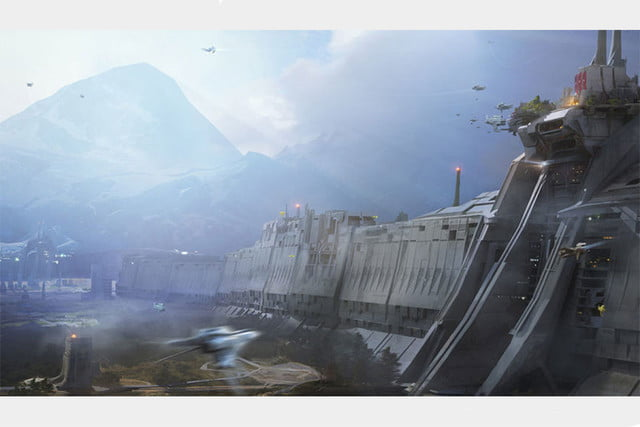 A Detailed Look At Destiny's Concept Art
