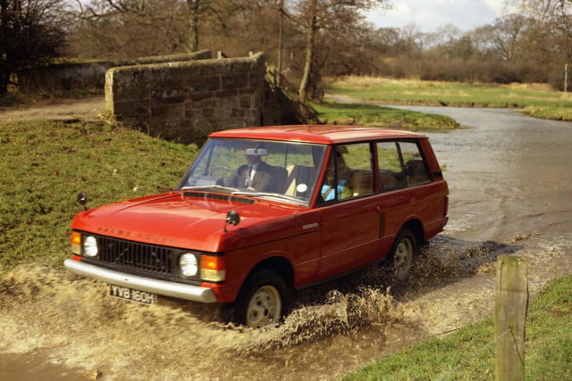 Land Rover Range Rover (first generation)