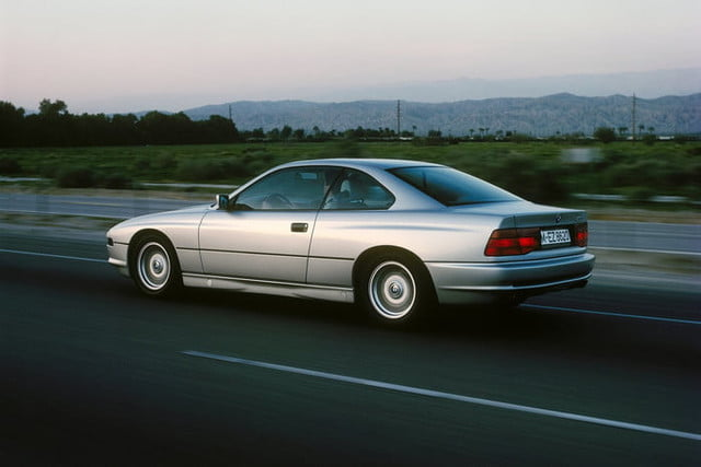 2019 bmw 8 series pictures specs 1990 e31 rear