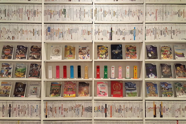 wii library complete collection 2