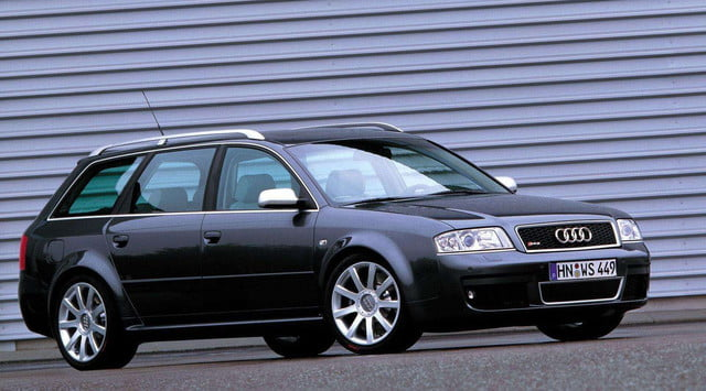 favorite station wagons from history 2002 audi rs6 avant