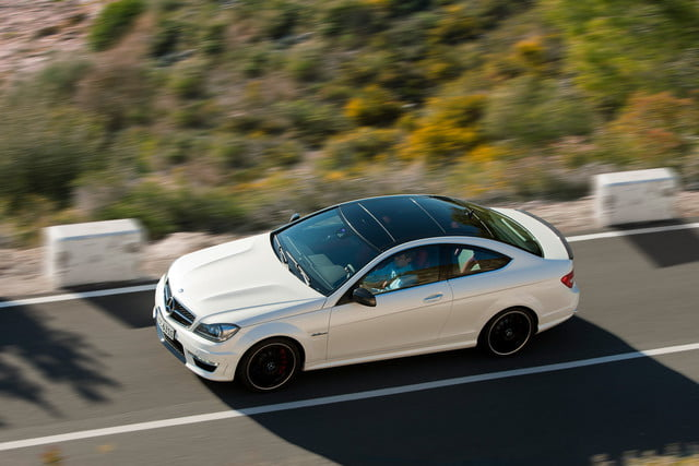 11 cars that will go extinct in 2016 2012 mercedes benz c63 amg coupe 9