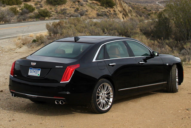2016 Cadillac CT6 First Drive | Digital Trends