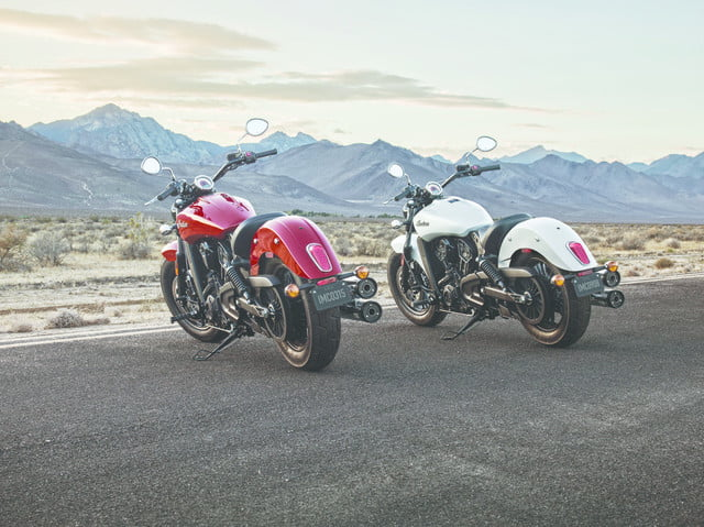 Indian Motorcycle Scout Sixty