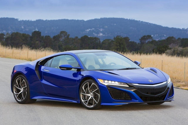 acuras 2017 nsx will start 156000 orders accepted starting february 25 acura front 1280x854