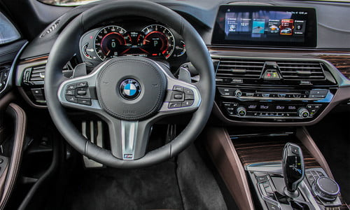 2017 BMW 5 Series Review: Infinitely More Innovative