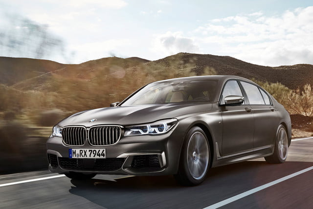 bmw is returning to its m car roots and ushering iperformance into the spotlight 2017 m760li xdrive 0017