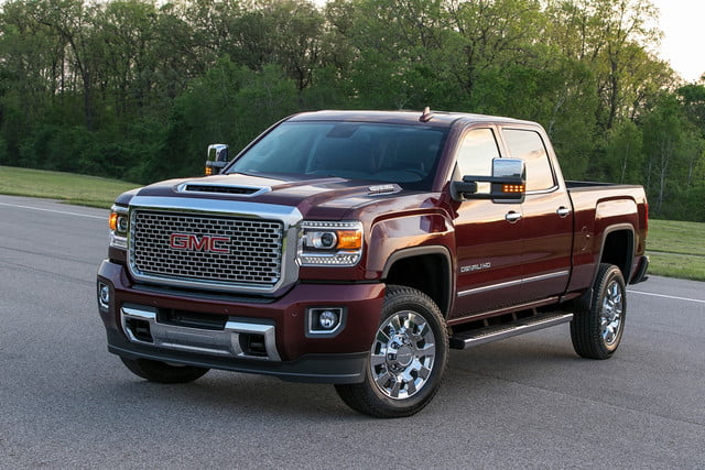 2016 Duramax Specs >> Gm Fires Back At Ford With Upgraded Duramax Diesel V8