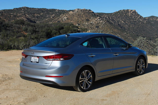 2017 Hyundai Elantra First Drive Review | Pictures, Specs