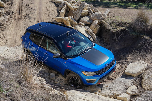 2017 Jeep Compass Review: Best Compact SUV on Market
