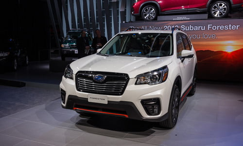 The 2019 Subaru Forester Enters Fifth Generation With Subtle